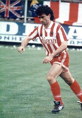 Καραταΐδης Κυριάκος. Καστοριά. (1965). Αμυντικός. Από το 1988-2001. (363 συμμετοχές 3 goals).