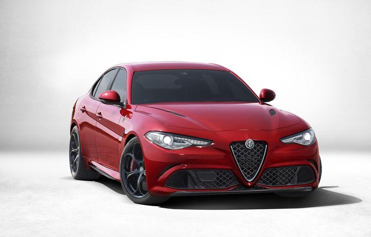 Damn ...2016 Alfa Romeo Giulia (Tipo 952) Quadrifoglio Verde is the Rebirth of Alfa Romeo