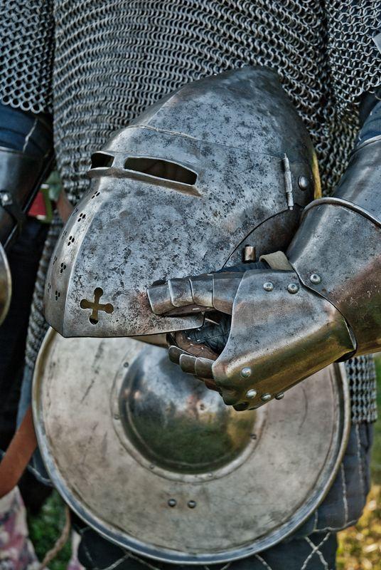 Knight 1 Armory by Viktor Medyuha