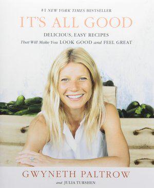 It's All Good Cookbook by Gwyneth Platrow, $19