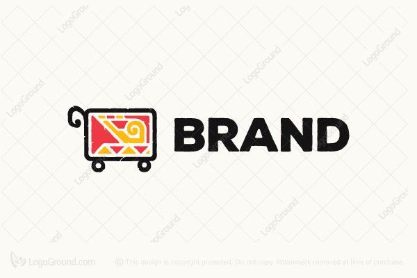 Exclusive Logo 121886 Aztec Online Shop Logo