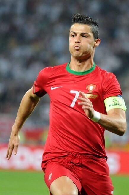 Cristiano Ronaldo Fußballschuhe