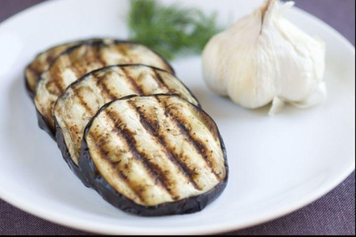 Recette de Aubergine grillée au barbecue