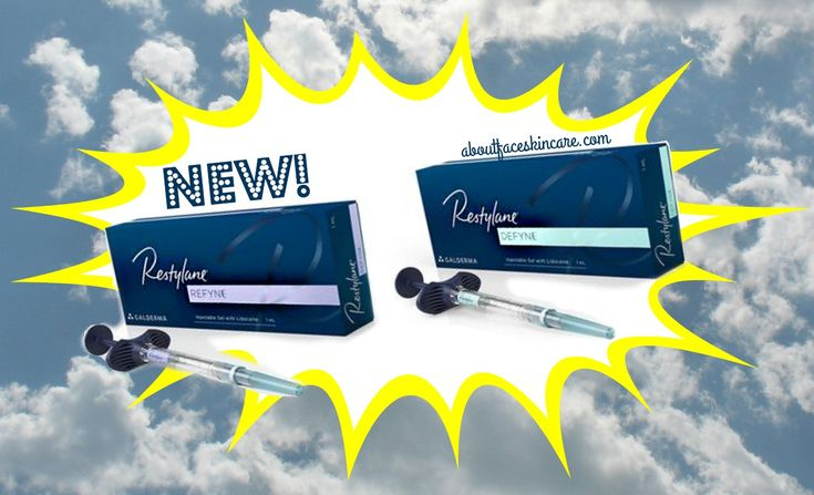 After being used in Europe since 2010, these two new Dermal Fillers just got FDA approval for US use! #skincare #beauty #galderma #restylane