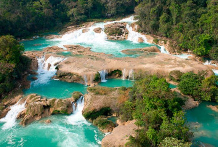 Palenque in Chiapas