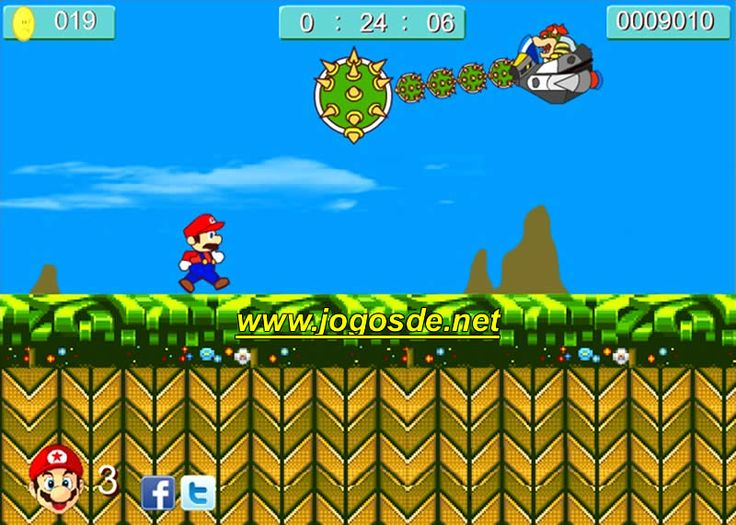 CLIQUE PARA JOGAR MARIO BROS IN SONIC WORLD NO CLICK JOGOS: Mario se cansou de andar devagar pelos jogos e andou treinando, agora corre rápido como o Sonic!