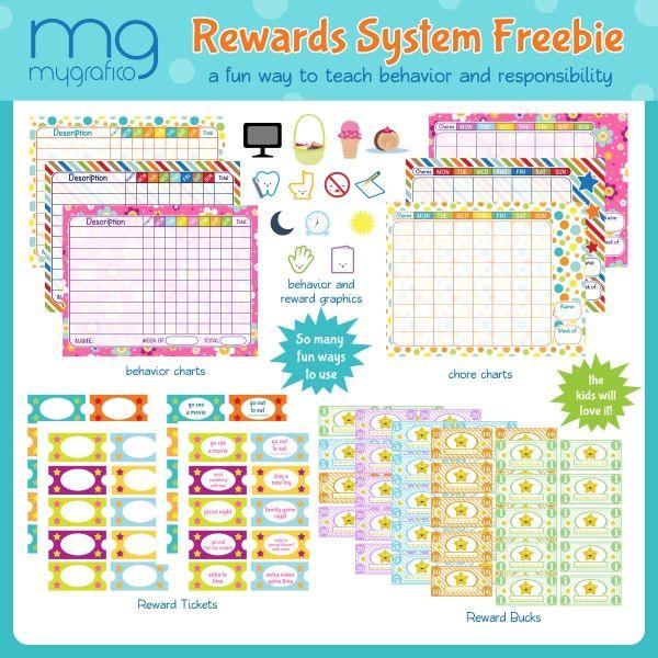 Best 25 Behavior Sticker Chart ideas – Child Reward Chart Template
