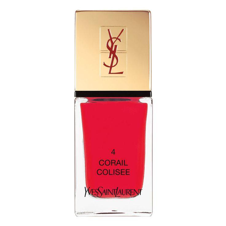 Yves Saint Laurent La Laque Couture Oje N04 Corail Colisee Oje MissPera 39.99 TL