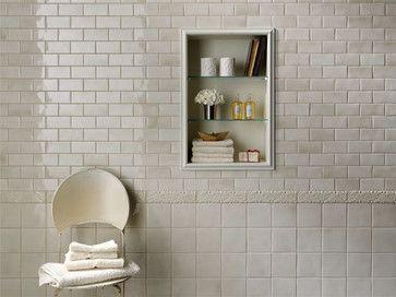 love these tiles/colour
