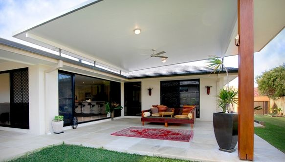 Insulated Patios | Patio Roofing Brisbane - Trueline                                                                                                                                                                                 More