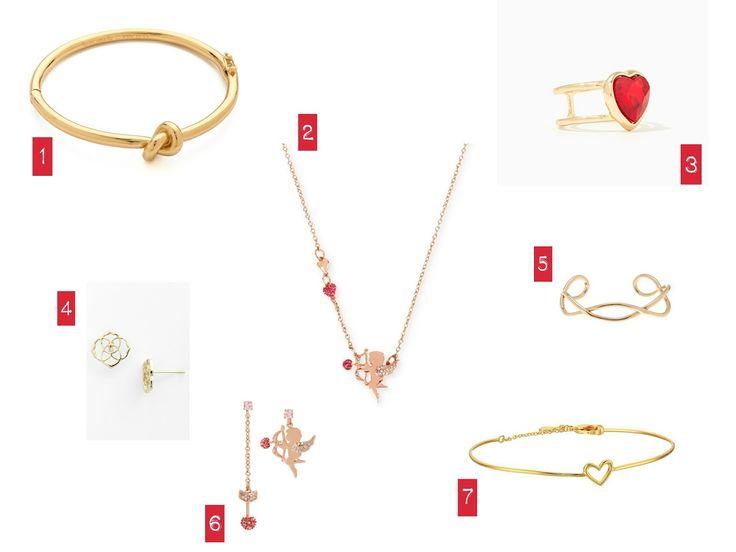 Valentine's day jewelry ideas