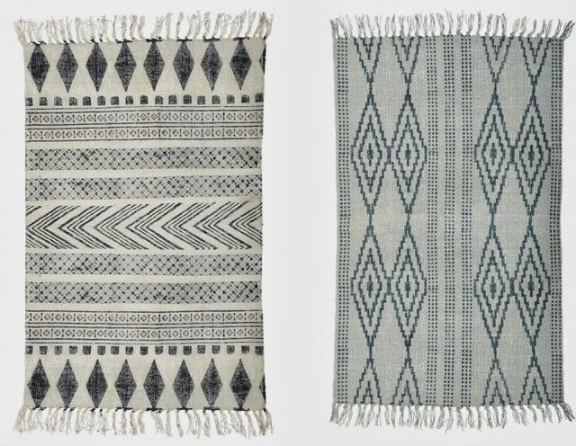 o trouver un tapis noir et blanc id es pour la maison s jour pinterest tapis noir. Black Bedroom Furniture Sets. Home Design Ideas