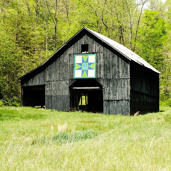 97 Best Appalachian Quilt Trail Or Barn Quilts Images On