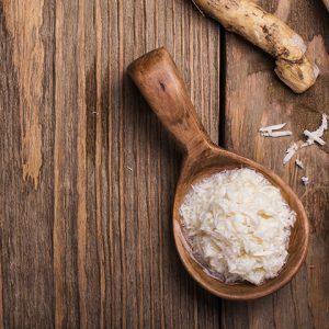 Creamy Kefir Horseradish Dip