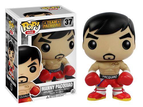 Asia Pop! Vinyl Figure Manny Pacquiao [The Boxer]