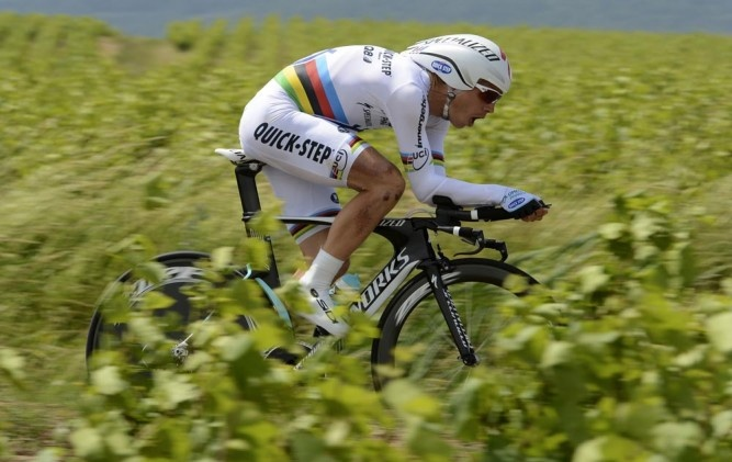 Tony Martin keeps focus on time trials at Tour de France and London Olympics!