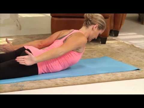 Banish Back Fat with 3 Easy Moves - YouTube