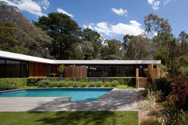 pleysier perkins architects / park orchards residence, victoria