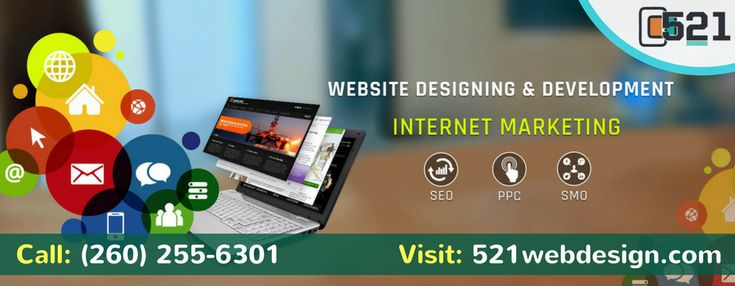 At 521 Web Design, The websites we produce are clean and fresh, each uniquely designed. Furthermore, we endeavor to ensure all our sites meet the accessibility standards demanded by the World Wide Web Consortium. For more information, Call: (260) 255-6301