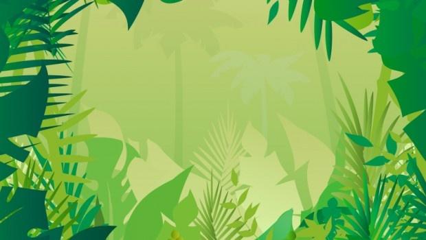 Animated jungle background hd