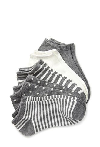 Classic Ankle Sock Set | FOREVER21 - 2000073659  http://www.forever21.com/Product/Product.aspx?BR=f21&Category=acc&ProductID=2000073659&VariantID=