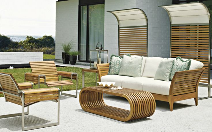 Last month, Las Vegas Market 2017 announced that this year's edition will gather more than 180 exhibitors for the casual and outdoor furniture category!