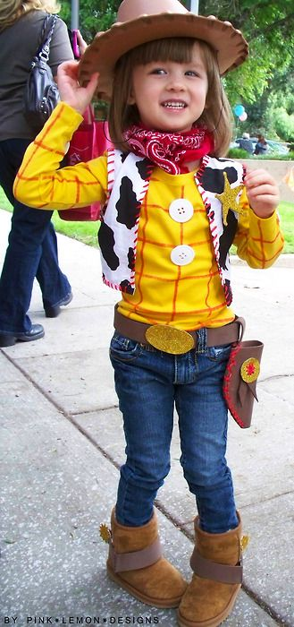 Some of you wanted to see the completed Woody... -