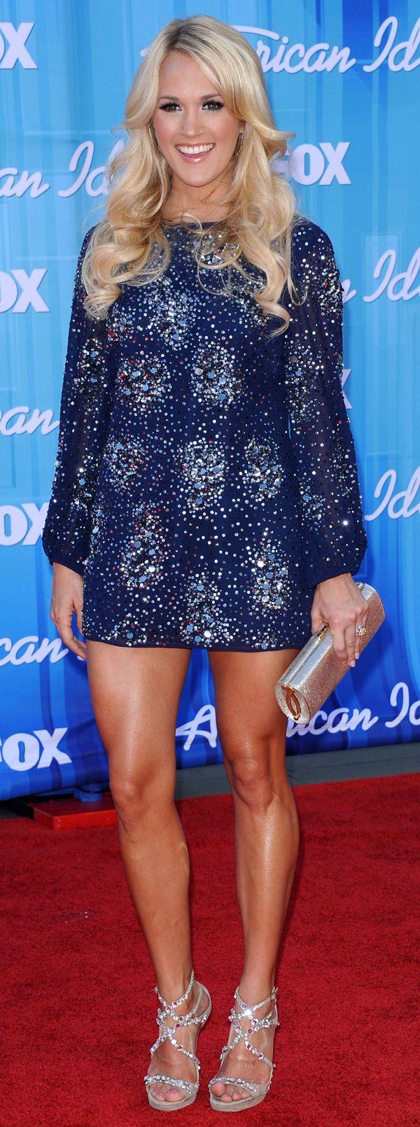 Carrie Underwood's Legs