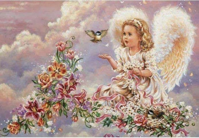 imagenes, fantasia y color: CARTA DE UN ANGEL A SUS SERES QUERIDOS EN LA TIERRA-