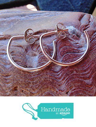 Hoop Earrings Minimal Design 925 Sterling Silver,14k Gold Filled,14k Rose Gold Filled https://www.amazon.com/dp/B074DTZNF7/ref=hnd_sw_r_pi_dp_N.UFzbQ3EG4C8 #handmadeatamazon
