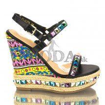 Štýlové ETNO sandálky