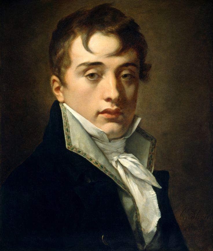 David Johnston, by Pierre-Paul Prud'hon, 1808.