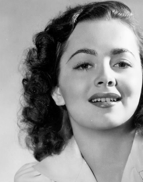 Olivia De Havilland: I always thought she was the prettiest actress from the golden age of Hollywood.