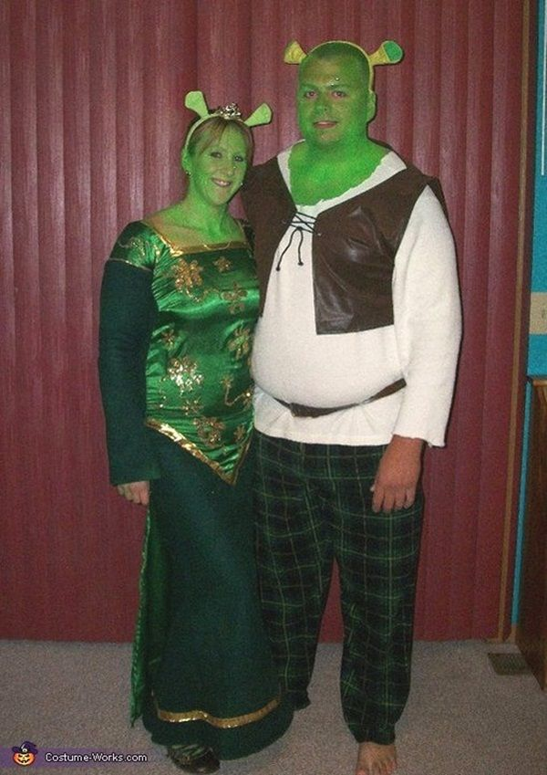 41 best Couple costumes images on Pinterest Eye shadows, The arts - cool halloween costumes ideas