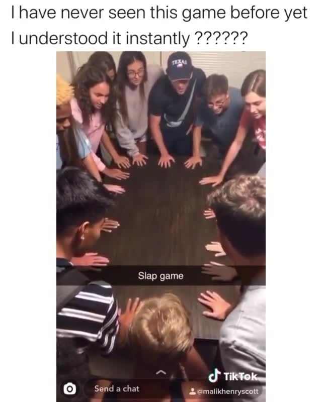12 1k Likes 142 Comments Romwe Com Romwe Fun On Instagram Tag Your Friends To Play The Game Together Memezar Romwe Romw Slap Game Fun Games Fun