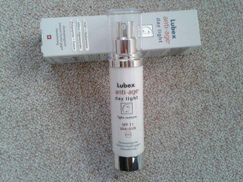 Lubex anti-age day light: Getestet bei Ninni's Testblog