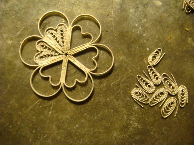 filigree jewellery - Google Search