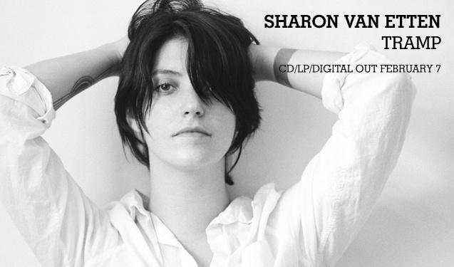 Sharon van hetten
