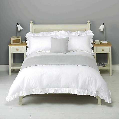 John Lewis Annie Frill Duvet Cover Online At Johnlewis