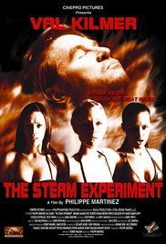 The Steam Experiment Poster