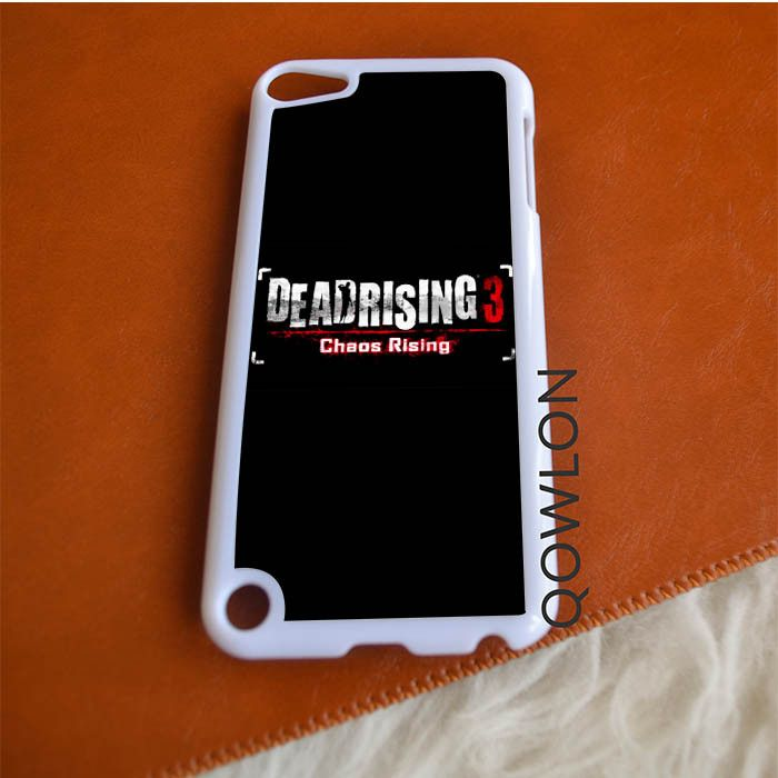 Dead Rising 3 Chaos Rising iPod Touch 5 | 5TH GEN Case