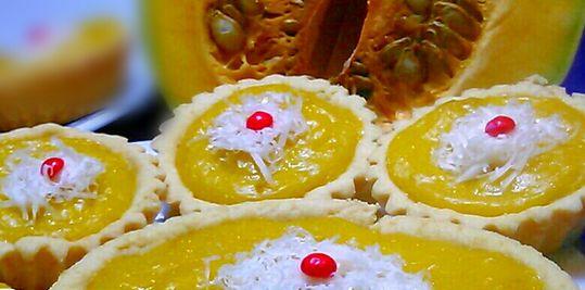 Resep Pie Labu Kuning