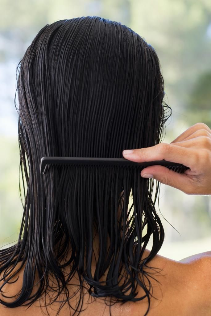 How to Air-Dry Your Hair (and Have it Look Awesome!)