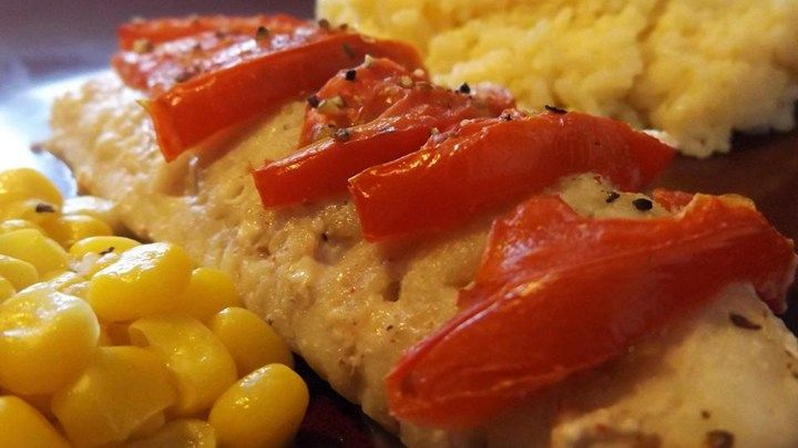 Baked whiting fish fillets are lightly seasoned and topped for Baked whiting fish