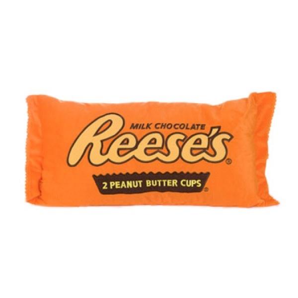 Bite Size Reese's Plush Pillow - House Party | It's sugar ...