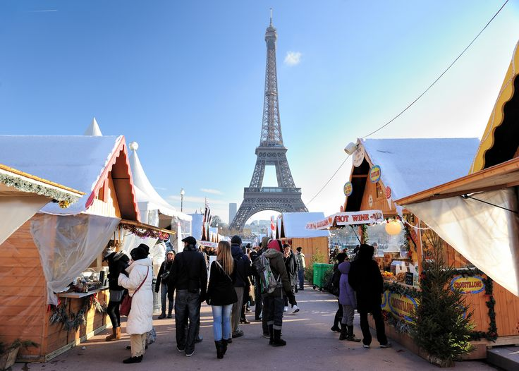 The best Christmas markets in Paris
