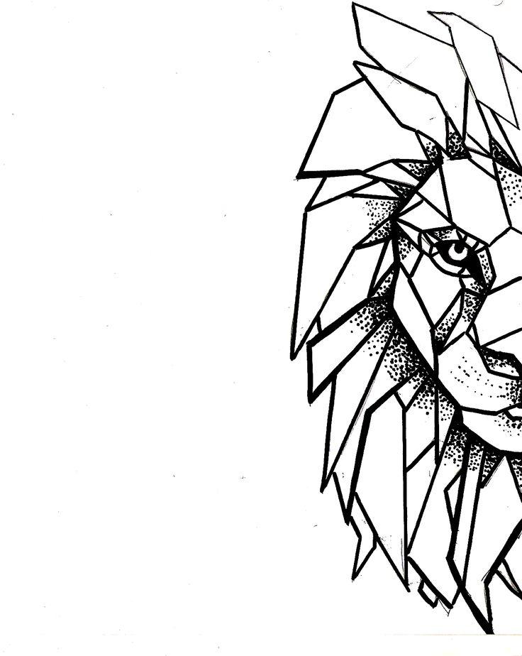 Las 25 Mejores Ideas Sobre Leon Geometrico En Pinterest Y