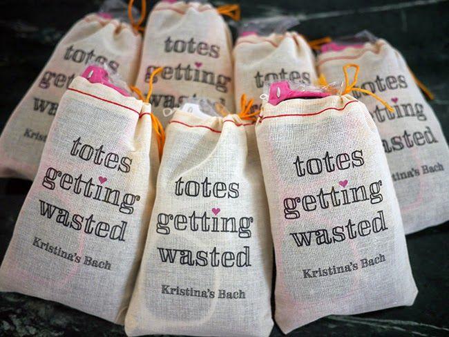 Best 25+ Bachelorette gift bags ideas on Pinterest | Bachelorette ...