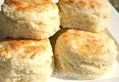 Best Buttermilk Biscuits (King Arthur Self-Rising Flour)