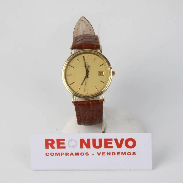Reloj OMEGA de oro de segunda mano de 18 kts. E268502A